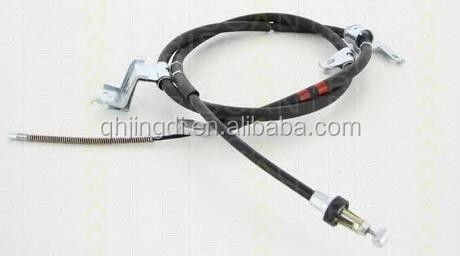 brake Cable Rear Wire 46430-60020 46430-60021 For Toyota Landcruiser KDJ125 3.0TD 2002-2010