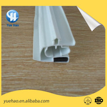Supply soft pvc refrigerator angle magnetic door gasket