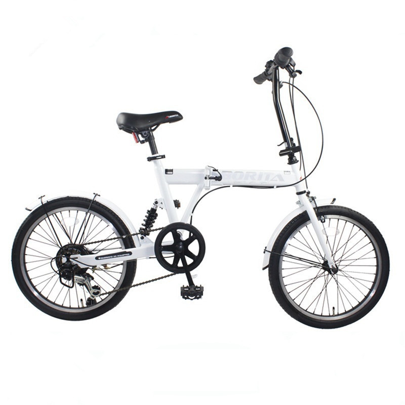OEM 20 inch mini folding bike 6 speed cool folding bicycle