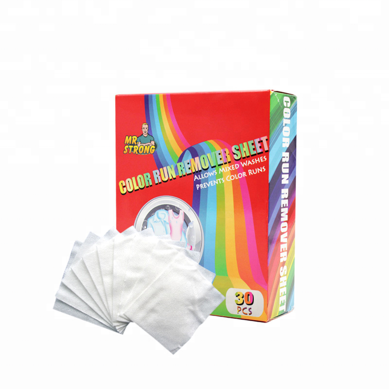 Hot Sale Color Run Remover Sheet