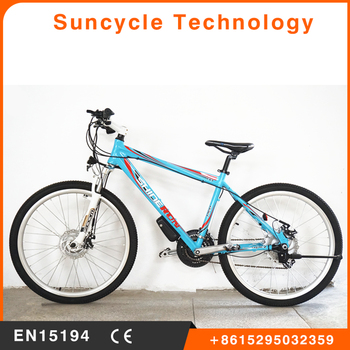 Suncycle High Quality Assist Power Electric Bicycle City Road Best