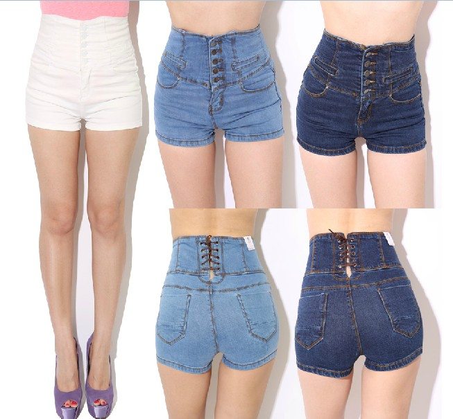 Aug 01, · Sailor High-Waisted Shorts is rated out of 5 by Rated 5 out of 5 by Jme 01 from Best shorts I own Normally junior sizing doesn't fit me, however these fit great! They aren't too short /5(17).