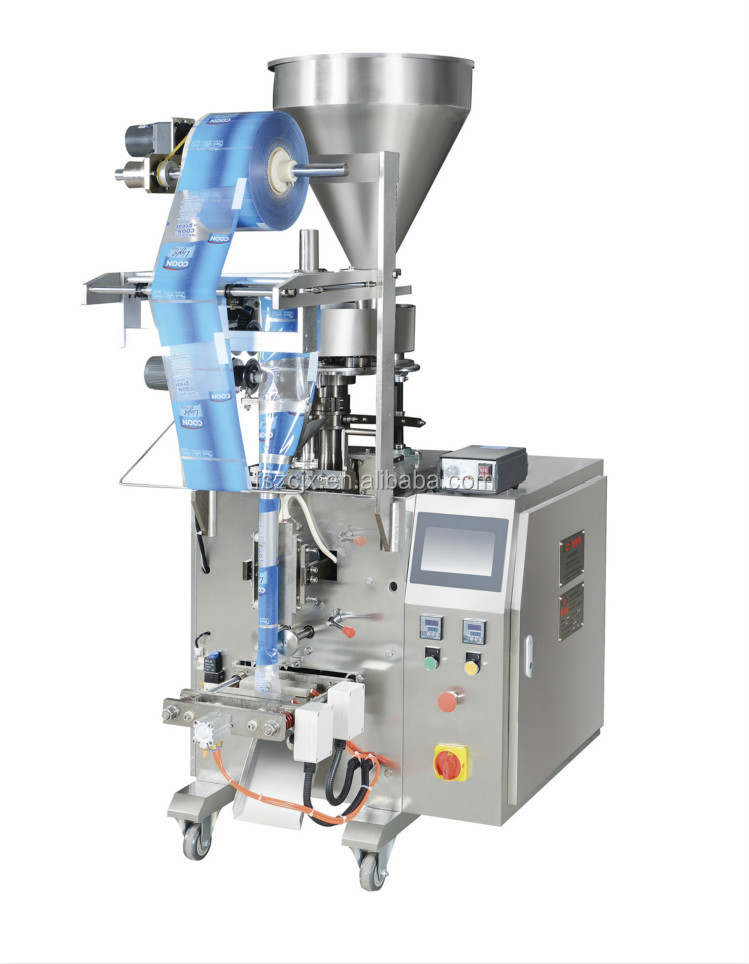 Automatic sugar peanut vertical granule packing machine