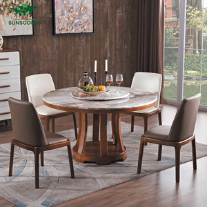 High Quality Chinese Style Round Dining Table,Classic Dining Table  Set,Cheap Dining Table