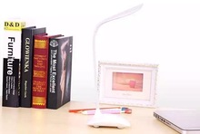 Led lampara escritorio reposteria usb abajour led noche libro de lectura Light touch power bank lamparas de mesa para la iluminación escritorio abajur Kindle