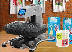 New new launched products 3D Automatic Sublimation Vacuum Heat Press machine