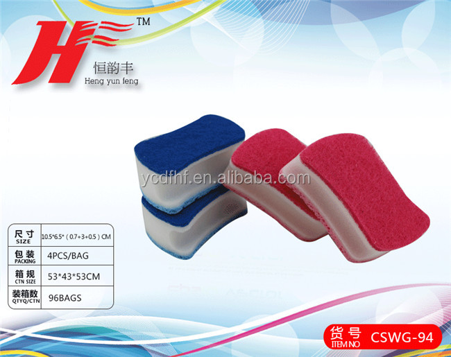 Cheap cellulose Sponges Scouring Pad