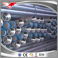 China factory wholesale galvanized steel pipe properties on hot-selling