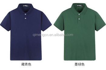 New Coming Custom Design Athletic Fit Polo Shirts Different Types