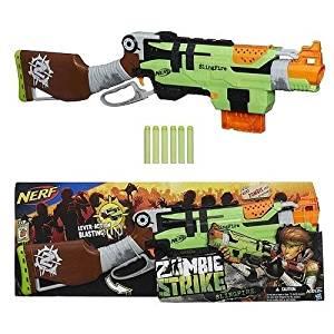 Buy Nerf Zombie Strike SlingFire Blaster Rifle Gun with 25 Dart Drum
