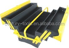 SJ-5008 3 layer 5 Tray Heavy Duty Iron Tool Box