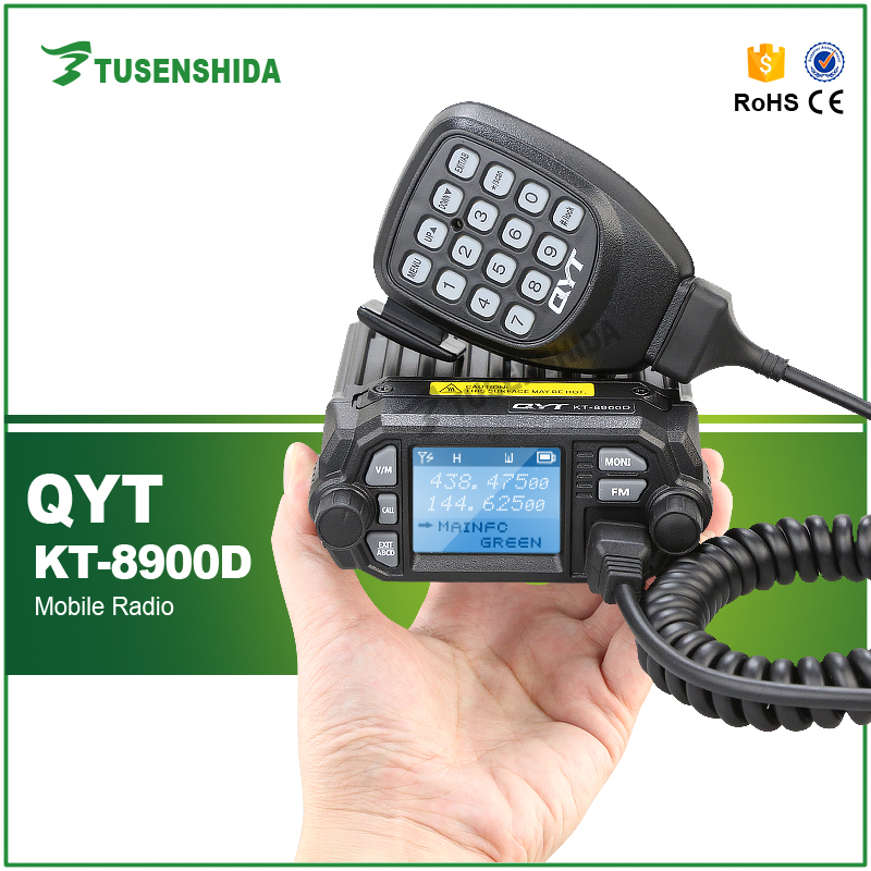 sdr transceiver QYT KT-8900D taxi radio communication for taxi