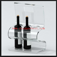 Acrylic Wine Holder With Logo Printing