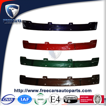 wholesale truck body parts for Volvo , truck sun visor 1584316 FUME 1188626 BLUE 1188627 RED 1188628 GREEN