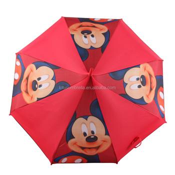 b4847c82e3f8f Fishing Unique Mickey Mouse Kids Pagoda Umbrella - Buy Kids Umbrella ...