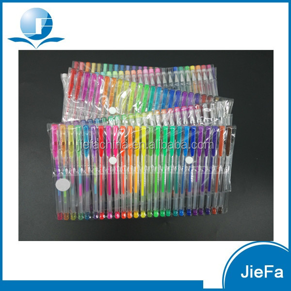 240 Gel Pens Set for Adults Coloring Books Drawing Art Markers