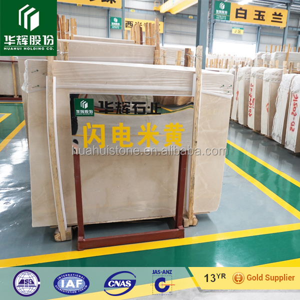 Natural building material turkish beige marble stone for promotion