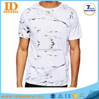 authentic brand white t shirt thailand , sublimation t shirts