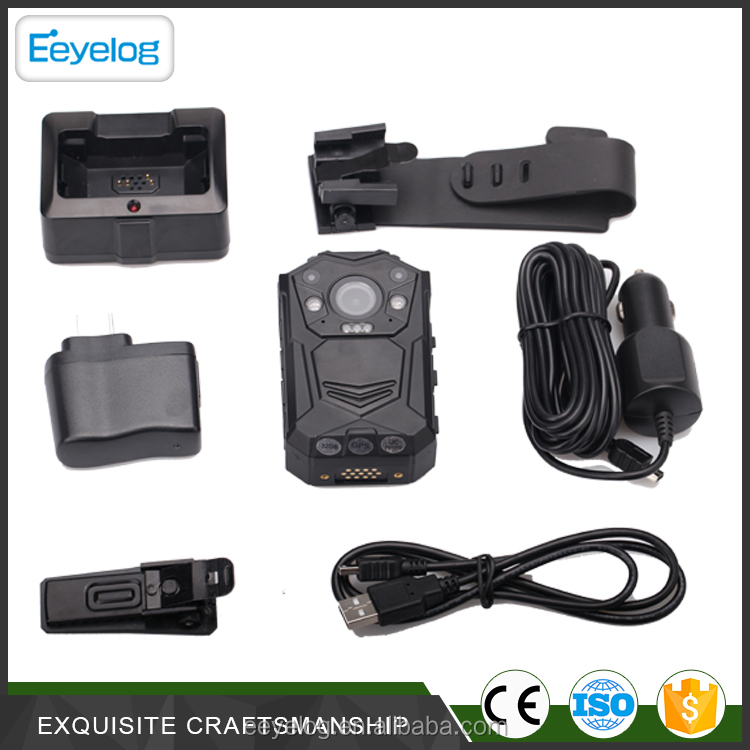 Hot selling 128 gb memory card Class 10 or higher body camera cctv camera body
