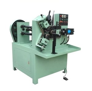 Three Rollers Thread Rolling Machine