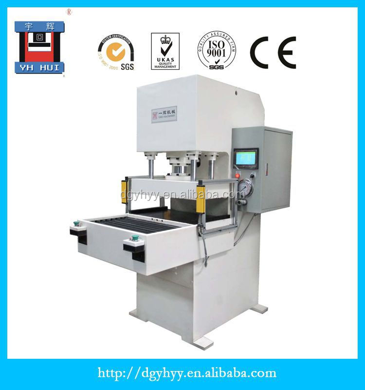 China New Product On Market Automatic Die Cutting Hydraulic Press ...