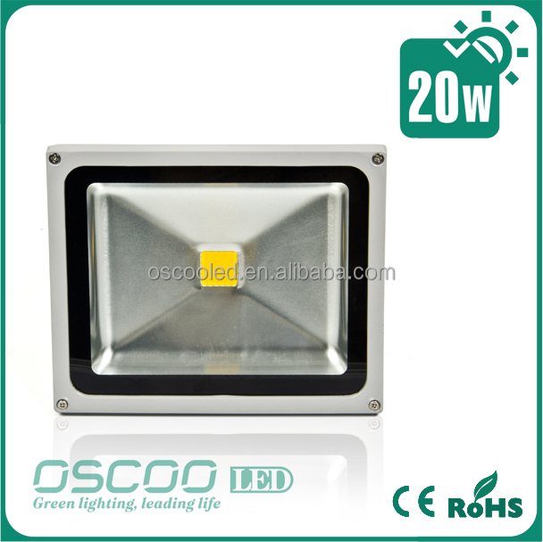 outdoor high lumens industrial lgihting 20w led flood light