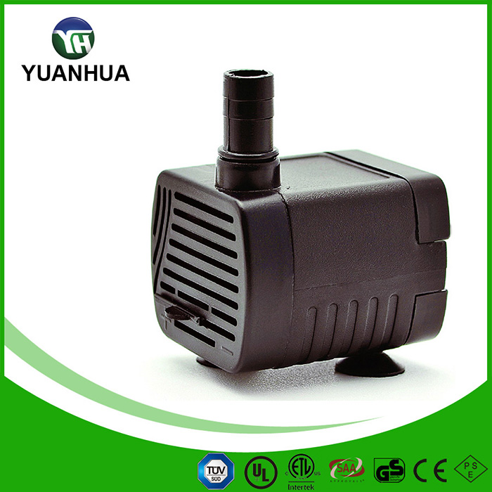 Yuanhua table top water fountain pump