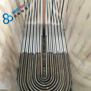 stainless steel u bend tube TP410 / TP410S / TP420 / TP430