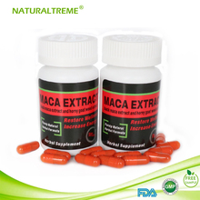2017 Top Selling Products Herbal Maca Potency Pills for Men