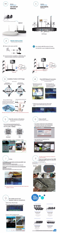 Eseecloud App  Inteligente De Controle Remoto Do Telefone Móvel 4ch 960 P  H 264 Kits Nvr Sem Fio - Buy H 264 Kits Nvr,960 P Nvr Kits,Kits 4ch Nvr