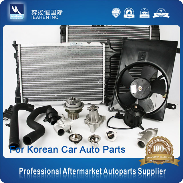 Auto Cooling Parts Radiator / Auto Water Pump / Thermostat / Auto ...