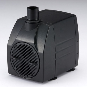 JR-2000 Multi-Function 12 Volt Aquarium/ Garden Pond Submersible Water Fountain Pump