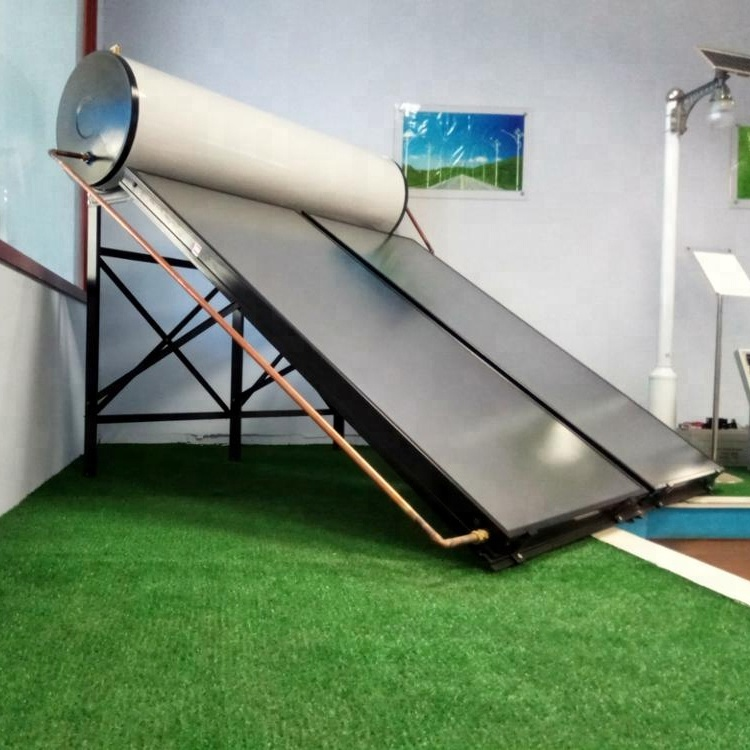 Hotel Roof Solar Water Heater System for South American market Solar Product