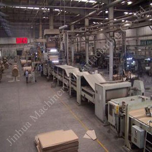 Corrugated carton making machine for sale