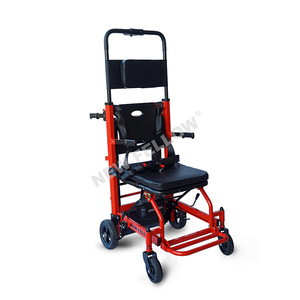 Big Wheels Home Care Stair Climbing Wheelchair For Elderly