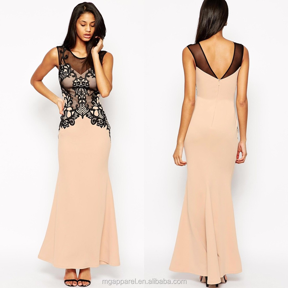 Patterns Of Lace Evening Dress Patterns Of Lace Evening Dress