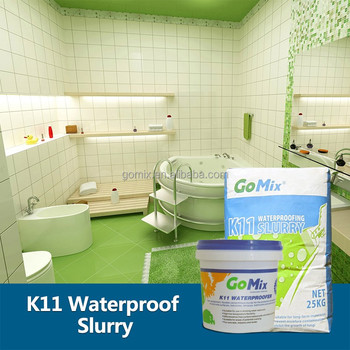 Two Part System Cement Powder And Acrylic Latex K11 Waterproof Paint For Exterior Walls Buy Waterproof Paint For Exterior Walls Waterproofing Paint