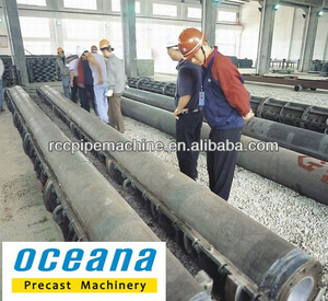 Electric concrete pole making machine and concrete lighting pole and concrete pile making machine supplier