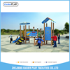 Kids game play equipment outdoor playground slide