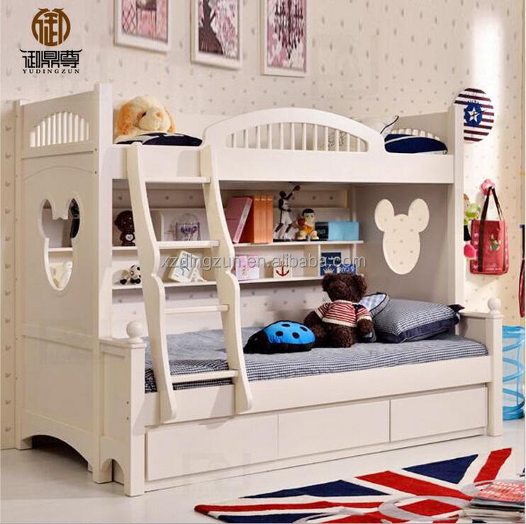 Fashion Design Solid Wood Double Deck Bed Funky Bus Bunk Bed   Buy Solid  Wood Bunk Bed,Fashion Design Bunk Bed,Double Deck Bunk Bed Product On  Alibaba.com