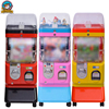 2019 hot simple coin operated toy gumball vending machine capsule toys