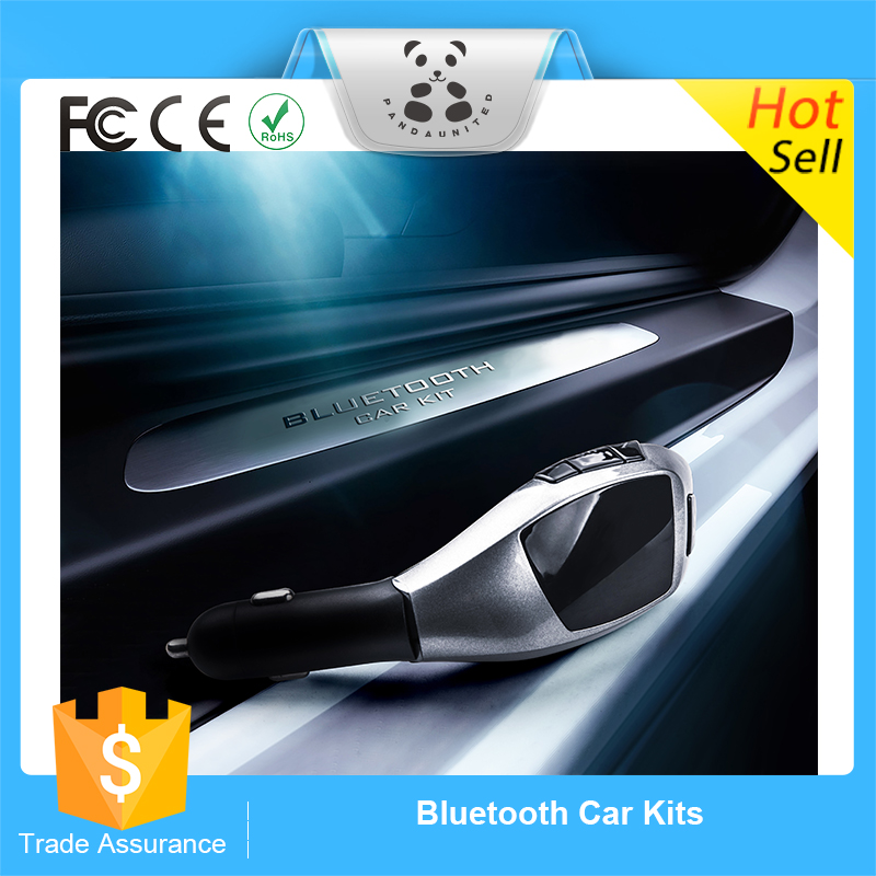 Factory Supply Car Kit Bluetooth MP3 Player SD USB FM Transmitter Remote with New Good Service