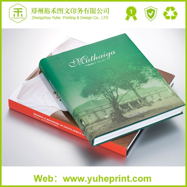 High Quality Cookbook Printing Hardcover Book