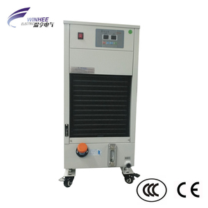 Wholesale Professional Industrial Air-cooled Oil Chiller