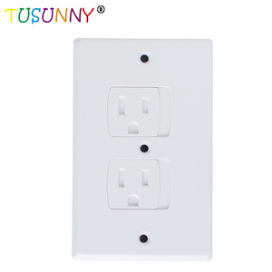 Baby Outlet Covers/Universal Self-Closing Electrical Wall Socket Plug
