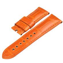 Роскошный ремешок ZLIMSN для часов Panerai, 12 цветов, браслет для мужчин и женщин, 12 мм-26 мм, подходит для Apple Watch 38 мм-42 мм(Китай)