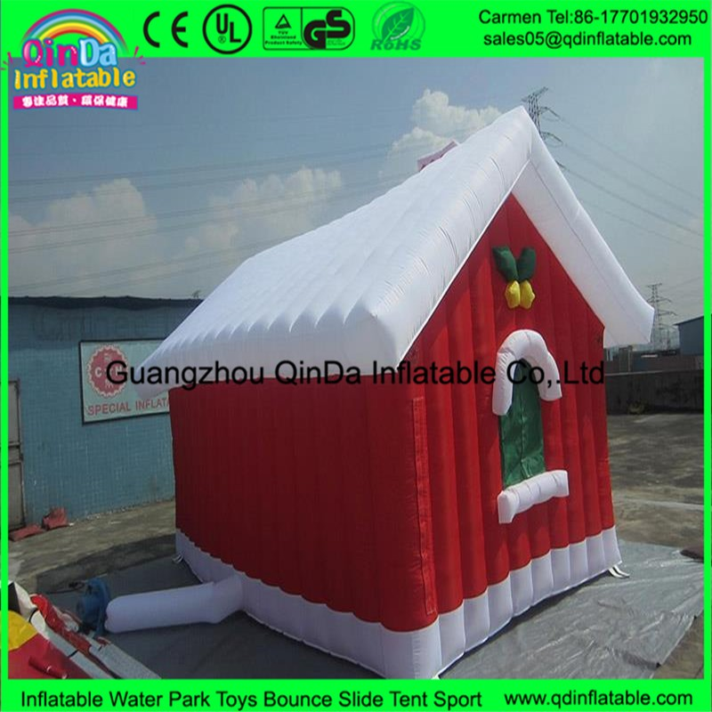 Made in china inflatable christmas santa claus