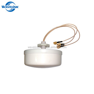 2.4GHz 3x3 MIMO ceiling antenna for WiFi/Wlan/Wimax wireless indoor coverage