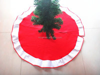 best selling christmas items wholesale red christmas tree skirt