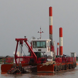20 inch suction dredger/river sand cutter suction dredging machine/dredging boat